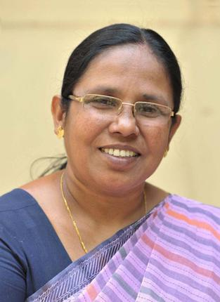 Smt K K Shailaja Teacher